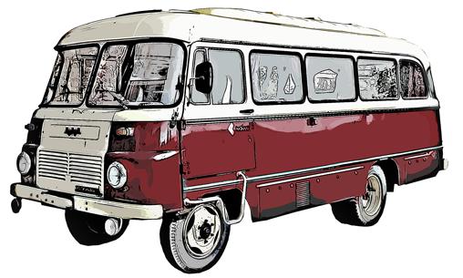 Bus Robor